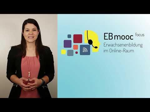 EBmooc focus – Der Spezialkurs für Erwachsenenbildung im Online-Raum